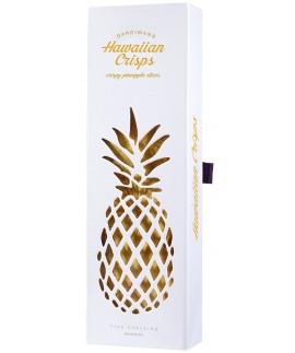 Fine Gift | Hawaiian Pineapple Crisps Cut-Out Magnet Box