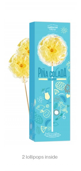 Pina Colada Lollipop Specialty Box