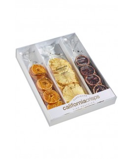 Assorted Crisps Gift Box (clear cover) - 3 Piece