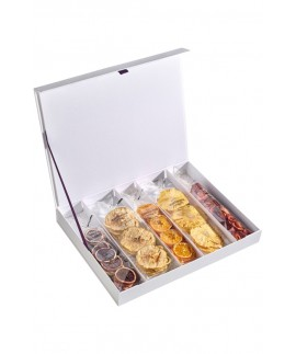 Assorted Crisps Gift Box (solid cover) - 5 Piece