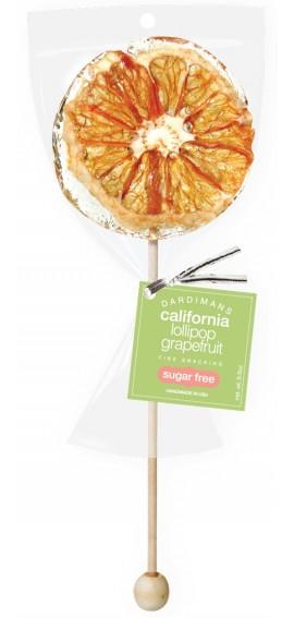 Grapefruit Lollipop