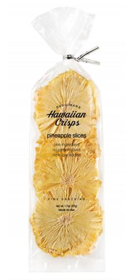Premium Hawaiian Pineapple Crisps
