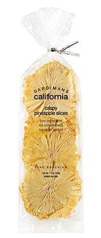 Premium Pineapple Crisps