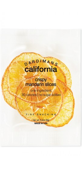 Snack Pack | Mandarin Crisps
