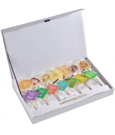 Assorted Lollipop Set (solid cover)