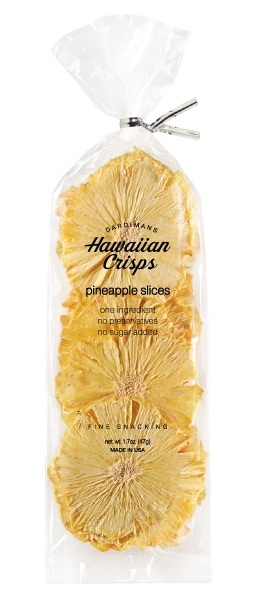 Gift Hawaiian Pineapple Crisps