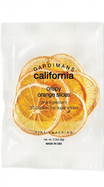 Snack Pack | Orange Crisps
