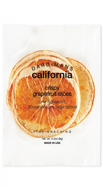 Snack Pack | Grapefruit Crisps