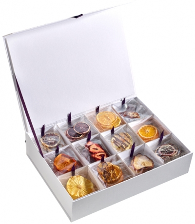 Assorted Crisps Full Compartment Box