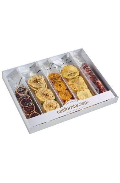 5 pc Assorted Crisps Gift Box (clear cover)